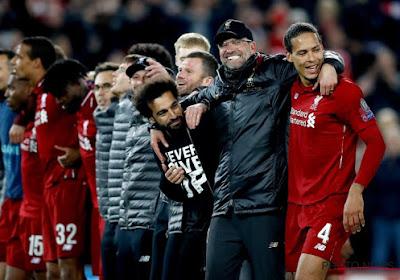 Un cadre de Liverpool aurait prolongé son contrat au club avec un salaire mirobolant