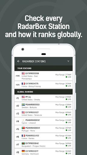 RadarBox · Live Flight Tracker & Airport Status screenshot 8