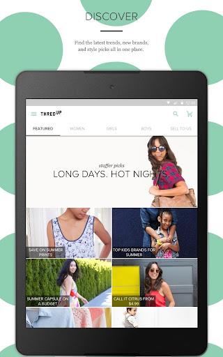 thredUP - Shop + Sell Clothing screenshot 9