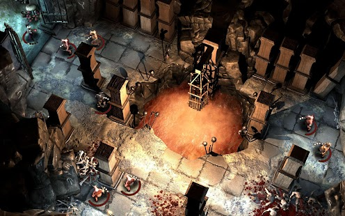 Warhammer Quest 2: The End Times Capture d'écran
