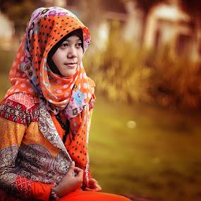 by Irul Iloer - People Portraits of Women