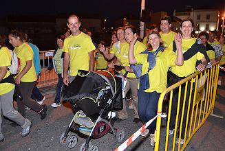 Photo: Até carrinhos de bebés participaram