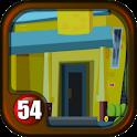 Dusky Village Cow Rescue -Escape Games Mobi 54 icon
