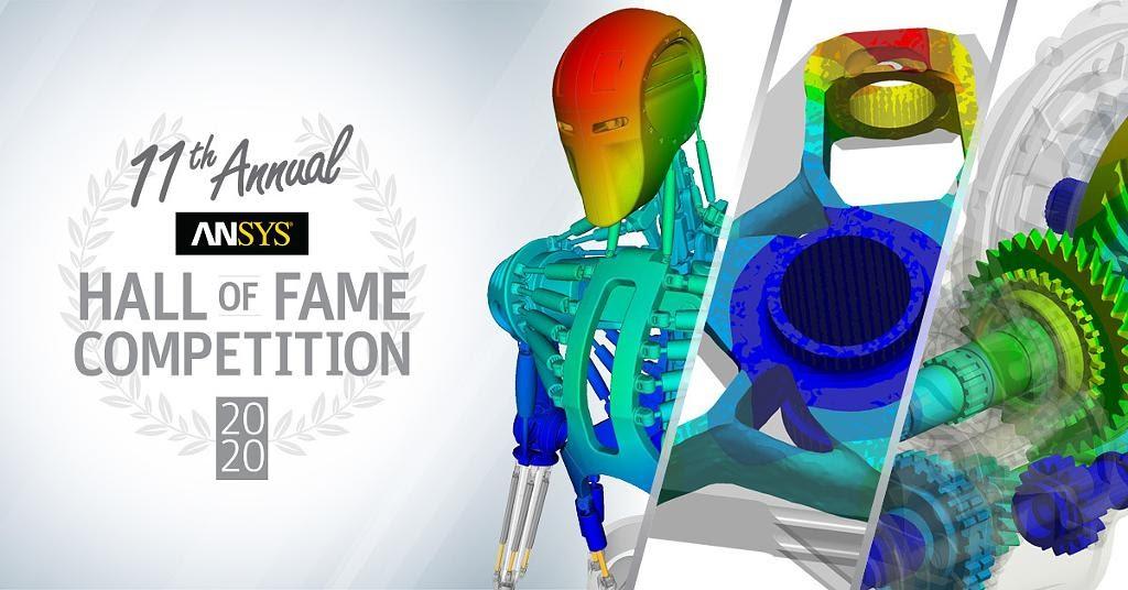 ANSYS Inc. объявил о старте конкурса лучших САЕ проектов - Зал славы (Hall of Fame)