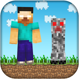 Herobrine vs Mobs – Craft FREE for PC and MAC