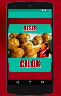 Resep Cilok Enak - náhled