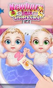Download Newborn Twin Sisters Care For PC Windows and Mac apk screenshot 3