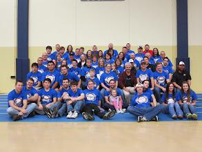 Photo: Intermat JJ Classic volunteers. Photo by Jeff Beshey.