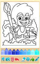 Coloring Pages - screenshot thumbnail 02