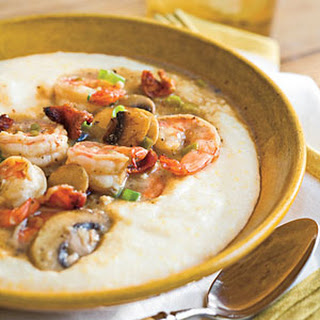 Hominy Grill's Shrimp and Grits.