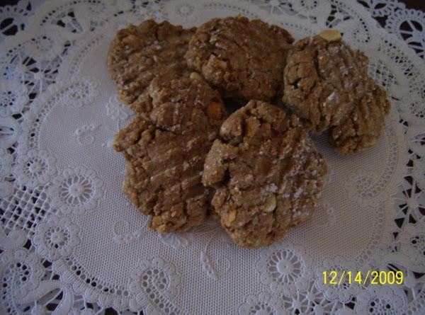 Golden Peanut Butter Cookies Recipe
