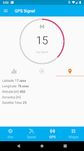 GPS Speed and Compass Screenshot
