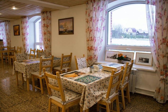 Фото №1 зала Ресторан «Понизовкин»
