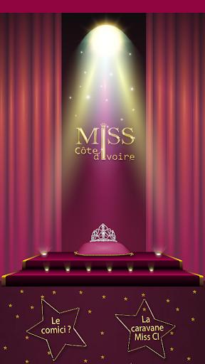 Miss Côte d'ivoire screenshot