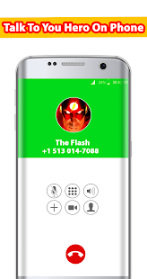Call From The Flash - náhled