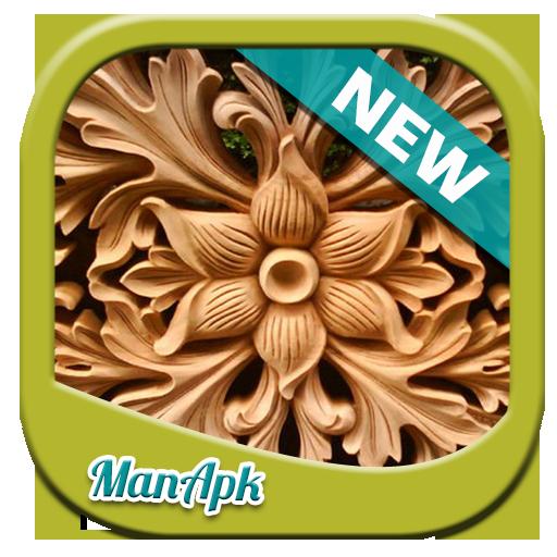Wood Carving Art Design (app)