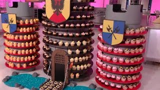 Celebrity: Medieval Cupcakes