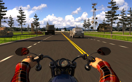 Highway Traffic Rider Free