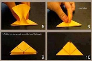 How to make origami Pikachu - screenshot thumbnail 01
