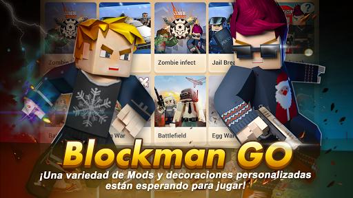 Blockman GO : Blocky Mods  trampa 1