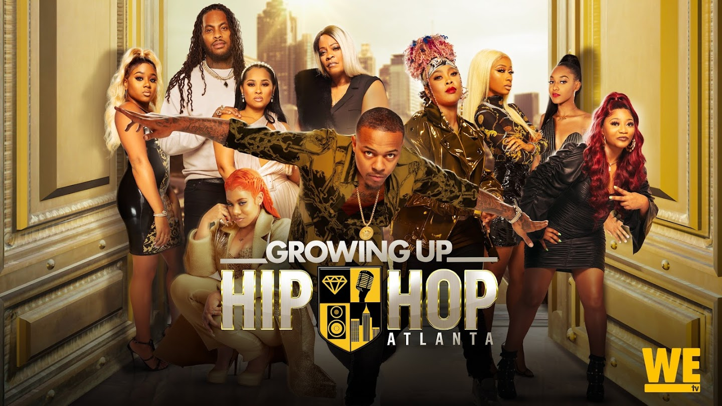 Growing Up Hip Hop Atlanta