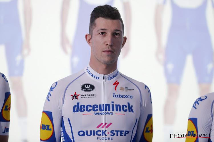 Neoprof van Deceuninck-Quick.Step slaat dubbelslag in korte tijdrit in Ronde van Slovakije