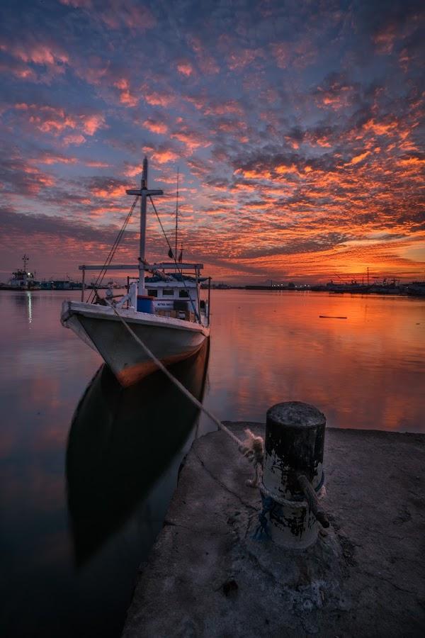 by Slamet Mardiyono - Transportation Boats
