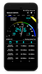 Network Cell Info – Signal & Speed Test 2
