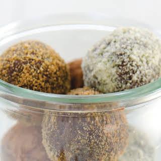 Protein Power Balls.