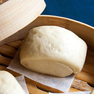 MANTOU – STEAMED CHINESE BUNS.