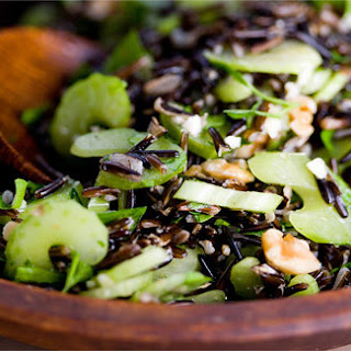 Wild Rice Salad Low Fat Recipes