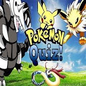 Pokemon Games : Quiz
