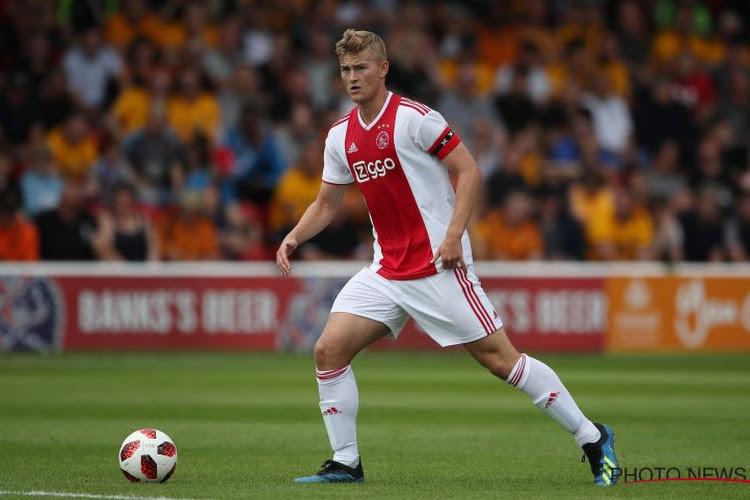 Ajax-kapitein wint Golden Boy voor Kluivert, Alexander-Arnold, Cutrone en Vinicius