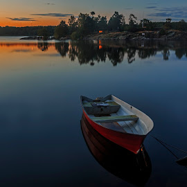 Back to reality by Kennet Brandt - Transportation Boats