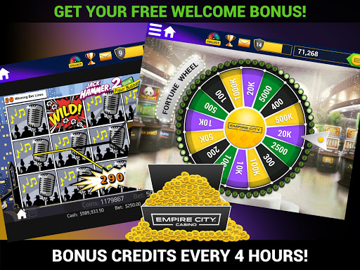 Empire City Casino Slots 4.5.1 screenshots {n} 10