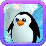 Penguin Run 3D HD