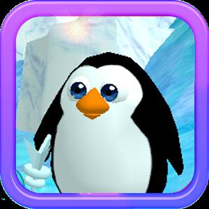 Tải chim cánh cụt chạy 3D HD APK