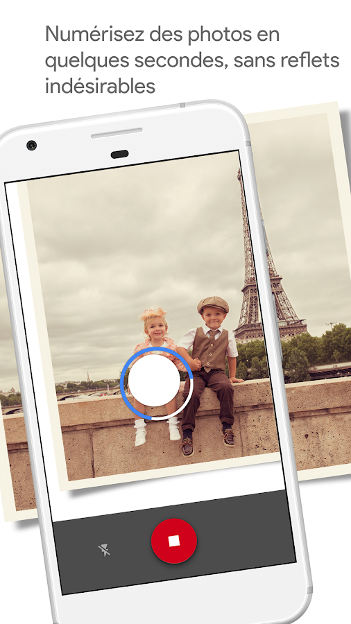 PhotoScan, par Google Photos – Capture d'écran