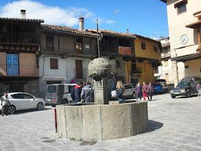 Photo: Plaza de Garganta la Olla