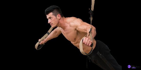 Mit TRX Bändern in 16 Minuten PERFEKT trainieren | Für eine gesündere Haltung und mehr Ausgeglichenheit. 3
