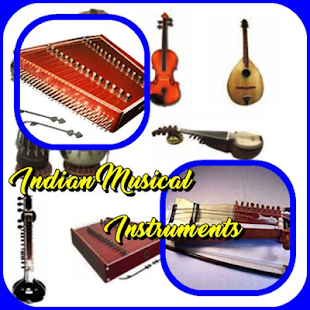 Indian Musical Instruments - náhled