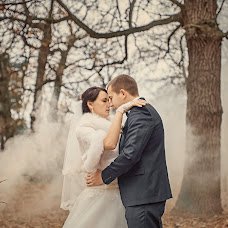 Wedding photographer Sergey Cherkasov (CherkasoFF). Photo of 18.02.2015