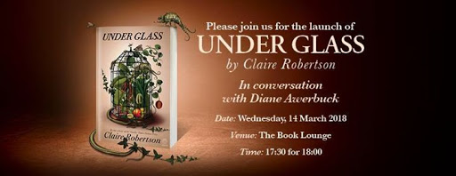 Book Launch: Under Glass : Book Lounge