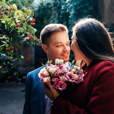Wedding photographer Vladimir Mikhaylovskiy (vvmich). Photo of 15.11.2017