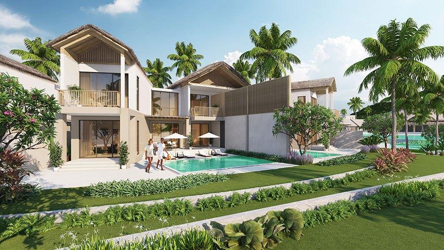 Dự án Sun Premier Village là khu nghỉ dưỡng đẳng cấp đạt chuẩn quốc tế