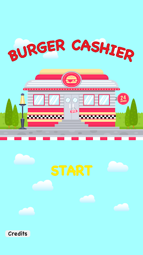 Burger Cashier