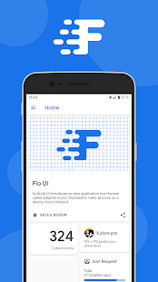 Flo UI Icon Pack Screenshot