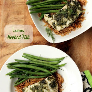 Lemon and Herb Fish
