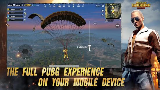 PUBG MOBILE for PC-Windows 7,8,10 and Mac apk screenshot 3