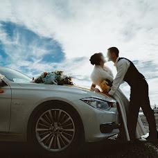 Wedding photographer Anna Krigina (Krigina). Photo of 02.12.2017